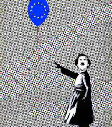 Dziewczynka z balonikiem